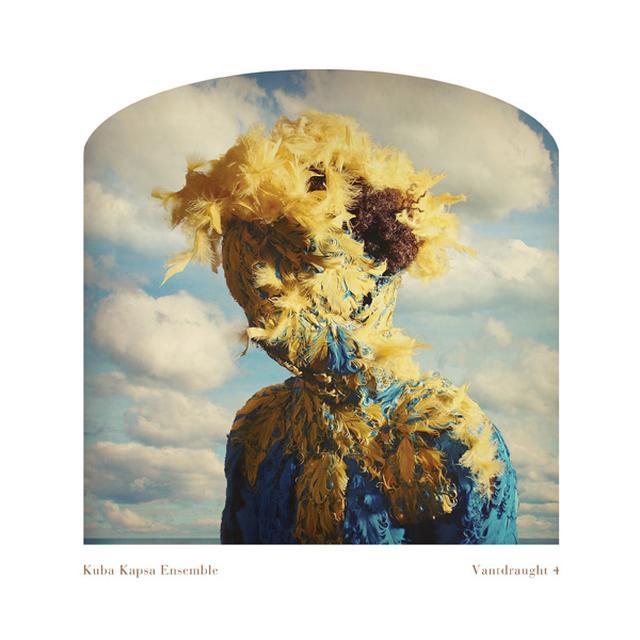 Kuba Kapsa Ensemble VANTDRAUGHT 4 Vinyl Record