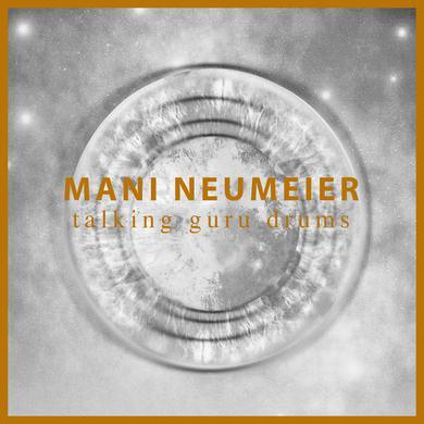 Mani Neumeier TALKING GURU DRUMS Vinyl Record