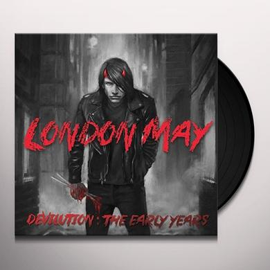 London May DEVILUTION: THE EARLY YEARS 1981-1993 Vinyl Record