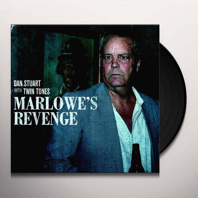 Dan Stuart / Twin Tones MARLOWE'S REVENGE Vinyl Record