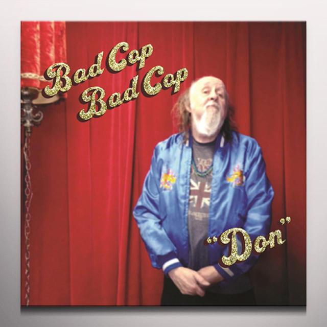 BARB WIRE DOLLS / BAD COP/BAD COP SURREAL / DON Vinyl Record - Gold Disc, Limited Edition