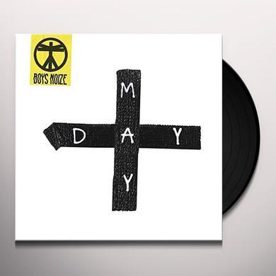 Boys Noize MAYDAY Vinyl Record