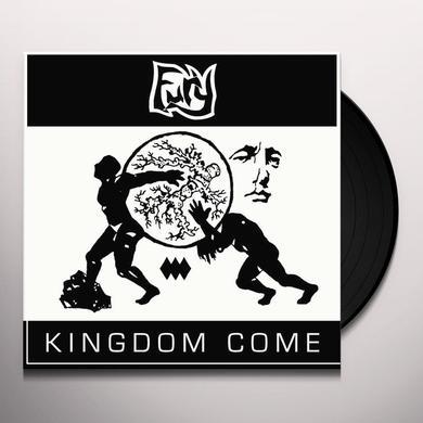 Fury KINGDOM COME Vinyl Record
