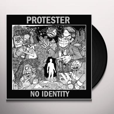 Protester NO IDENTITY Vinyl Record - Digital Download Included