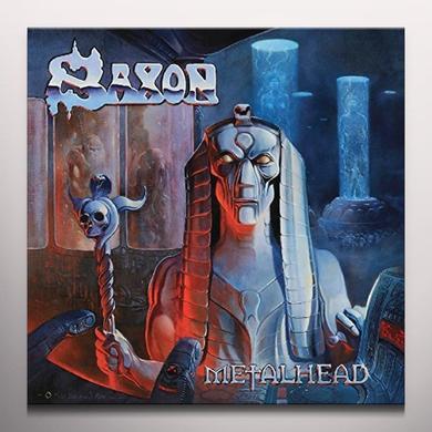 Saxon METALHEAD Vinyl Record