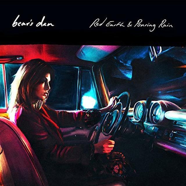 Bear's Den RED EARTH & POURING RAIN Vinyl Record - UK Release