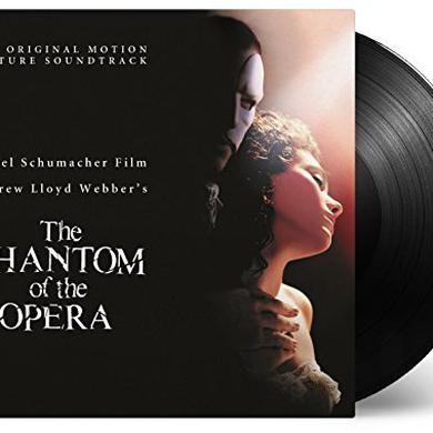 Andrew Lloyd Webber PHANTOM OF THE OPERA (2004) / O.S.T. Vinyl Record