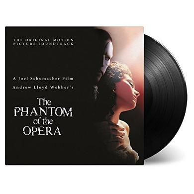 Andrew Lloyd Webber PHANTOM OF THE OPERA (2004) / O.S.T. Vinyl Record