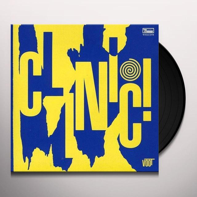 Clinic INTERNAL WRANGLER Vinyl Record - UK Release