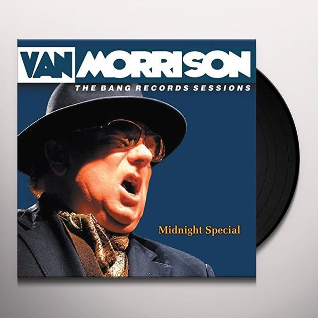 Van Morrison BANG RECORDS SESSIONS Vinyl Record - UK Import