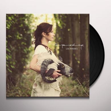 Lou Rhodes THEYESANDEYE Vinyl Record - UK Import