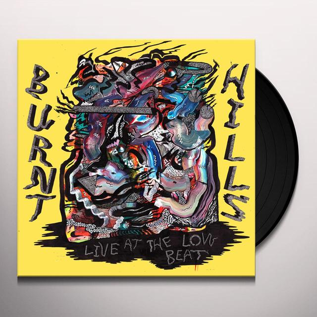 Burnt Hills LIVE AT THE LOW BEAT Vinyl Record - UK Import