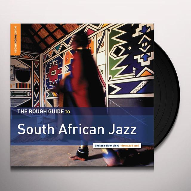 ROUGH GUIDE TO SOUTH AFRICAN JAZZ / VARIOUS (CAN) ROUGH GUIDE TO SOUTH AFRICAN JAZZ / VARIOUS Vinyl Record - Canada Import