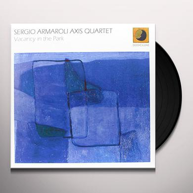 Sergio Axis Quartet Armaroli VACANCY IN THE PARK Vinyl Record