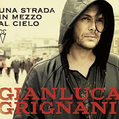 Gianluca Grignani UNA STRADA IN MEZZO AL CIELO Vinyl Record
