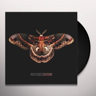 Livingston ANIMAL   (BOX) Vinyl Record - w/CD, Limited Edition, Asia Import