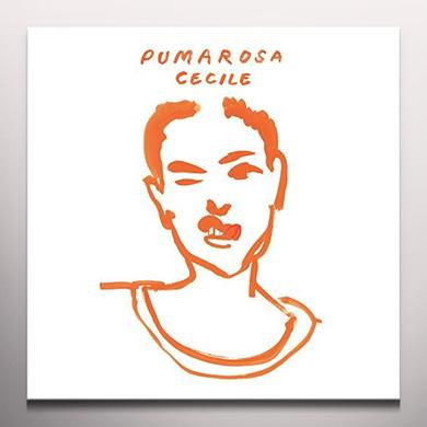 PUMAROSA CECILE Vinyl Record - Colored Vinyl, White Vinyl, UK Import