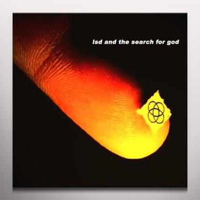 LSD / SEARCH FOR GOD LSD & THE SEARCH FOR GOD (EP) Vinyl Record - Limited Edition, Orange Vinyl