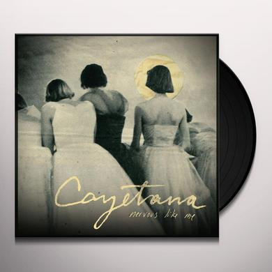Cayetana NERVOUS LIKE ME Vinyl Record