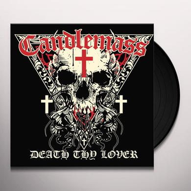 Candlemass DEATH THY LOVER Vinyl Record