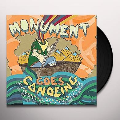 Monument GOES CANOEING Vinyl Record