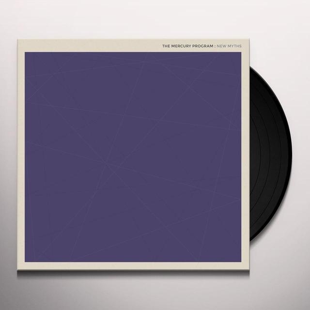 Mercury Program NEW MYTHS Vinyl Record