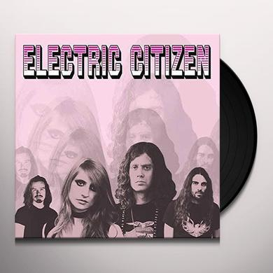 Electric Citizen HIGHER TIME Vinyl Record
