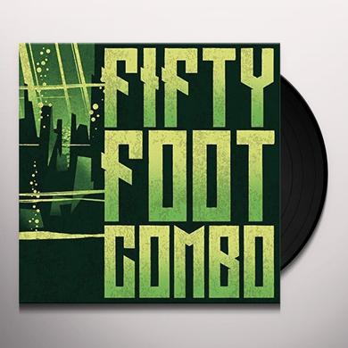 FIFTY FOOT COMBO   (WSV) Vinyl Record - w/CD, Limited Edition
