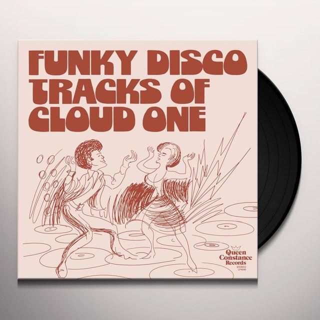 FUNKY DISCO TRACKS OF CLOUD ONE Vinyl Record