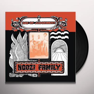 Ngozi Family DAY OF JUDGMENT Vinyl Record