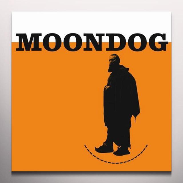MOONDOG Vinyl Record - Clear Vinyl, Limited Edition