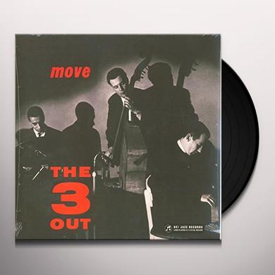 3 OUT MOVE Vinyl Record