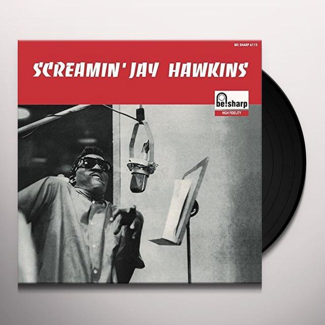 Jay Screaming Hawkins SCREAMIN' JAY HAWKINS Vinyl Record - 10 Inch Single, Limited Edition