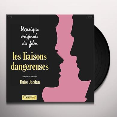 Duke Jordan LES LIASONS DANGEREUSES Vinyl Record