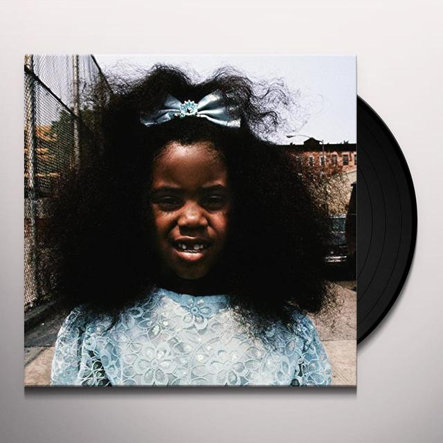 Xenia Rubinos BLACK TERRY CAT Vinyl Record - Digital Download Included