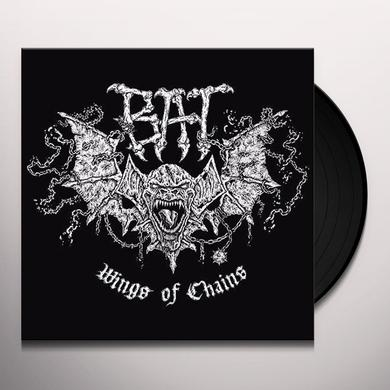 BAT WINGS OF CHAINS Vinyl Record