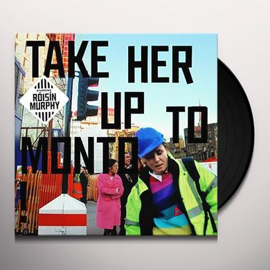 Róisín Murphy TAKE HER UP TO MONTO Vinyl Record - 180 Gram Pressing, Digital Download Included