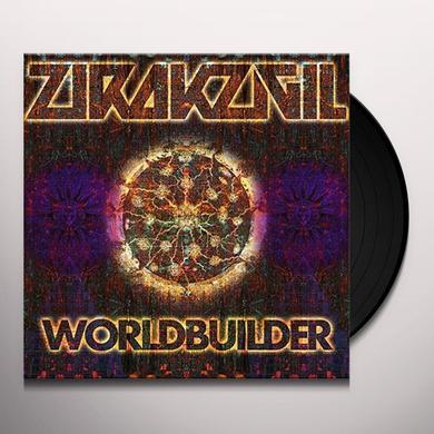 Zirakzigil WORLDBUILDER Vinyl Record