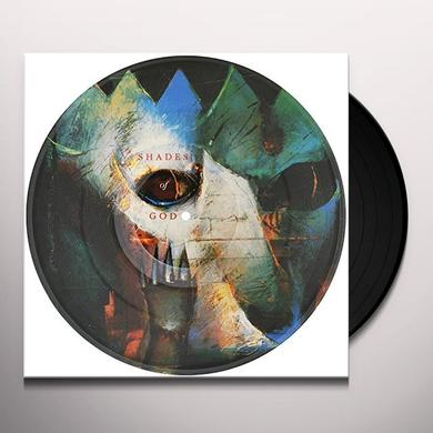 Paradise Lost SHADES OF GOD Vinyl Record - Picture Disc