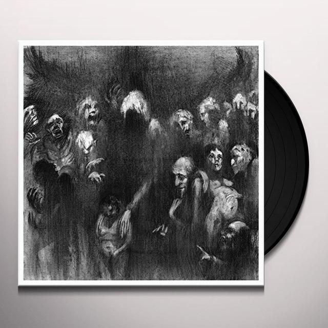 SARABANTE POISONOUS LEGACY Vinyl Record
