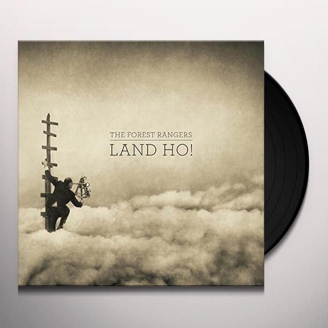 FOREST RANGERS LAND HO Vinyl Record