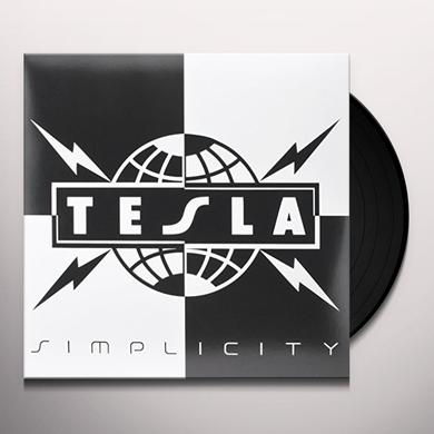 Tesla SIMPLICITY Vinyl Record - Gatefold Sleeve