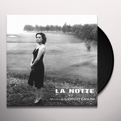 Giorgio Gaslini LA NOTTE - O.S.T. Vinyl Record