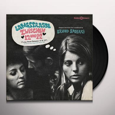 Bruno Spoerri LANGSTRASSE ZWISCHEN 12 UND 12 - O.S.T. Vinyl Record