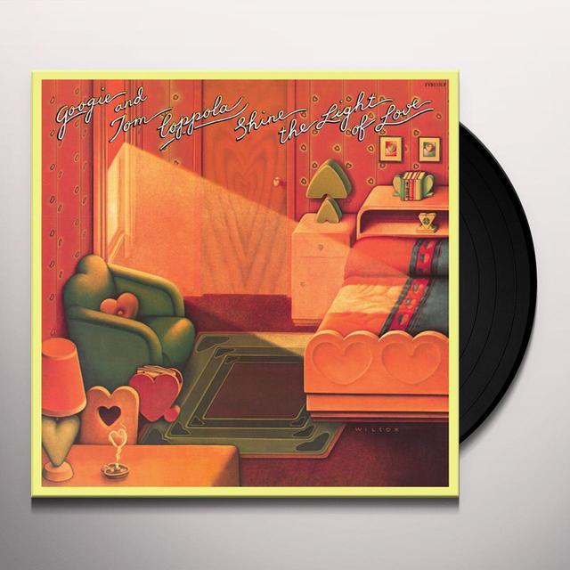 Googie Coppola / Tom Coppola SHINE THE LIGHT OF LOVE Vinyl Record