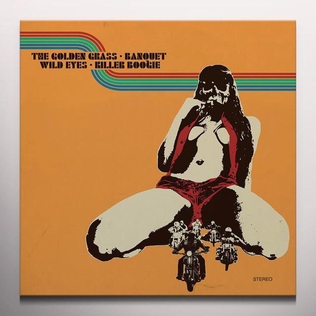 4-WAY SPLIT 2 / VARIOUS (COLV) (GRN) (LTD) 4-WAY SPLIT 2 / VARIOUS Vinyl Record - Colored Vinyl, Green Vinyl, Limited Edition