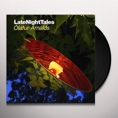 LATE NIGHT TALES: OLAFUR ARNALDS Vinyl Record - 180 Gram Pressing, Digital Download Included