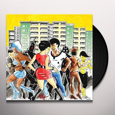 Marquis Hawkes SOCIAL HOUSING Vinyl Record