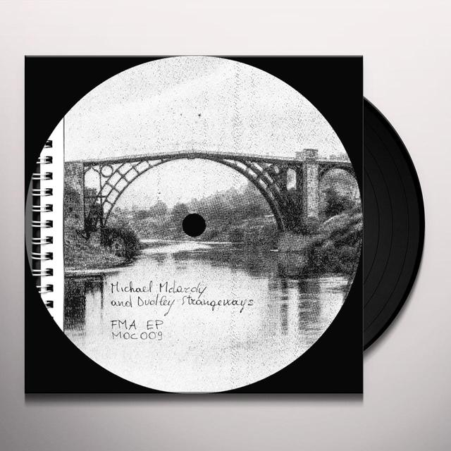 Michael Mclardy & Dudley Strangeways FMA Vinyl Record