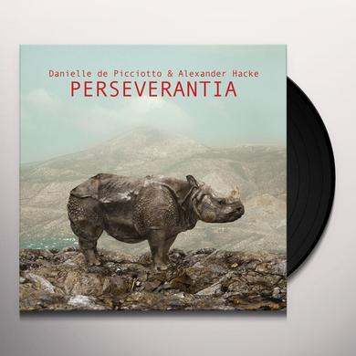 Danielle De Picciotto / Alexander Hacke PERSEVERANTIA Vinyl Record